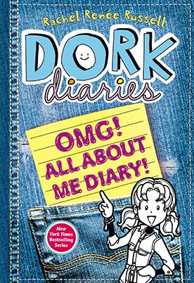 Dork Diaries: OMG! All About Me Diary!