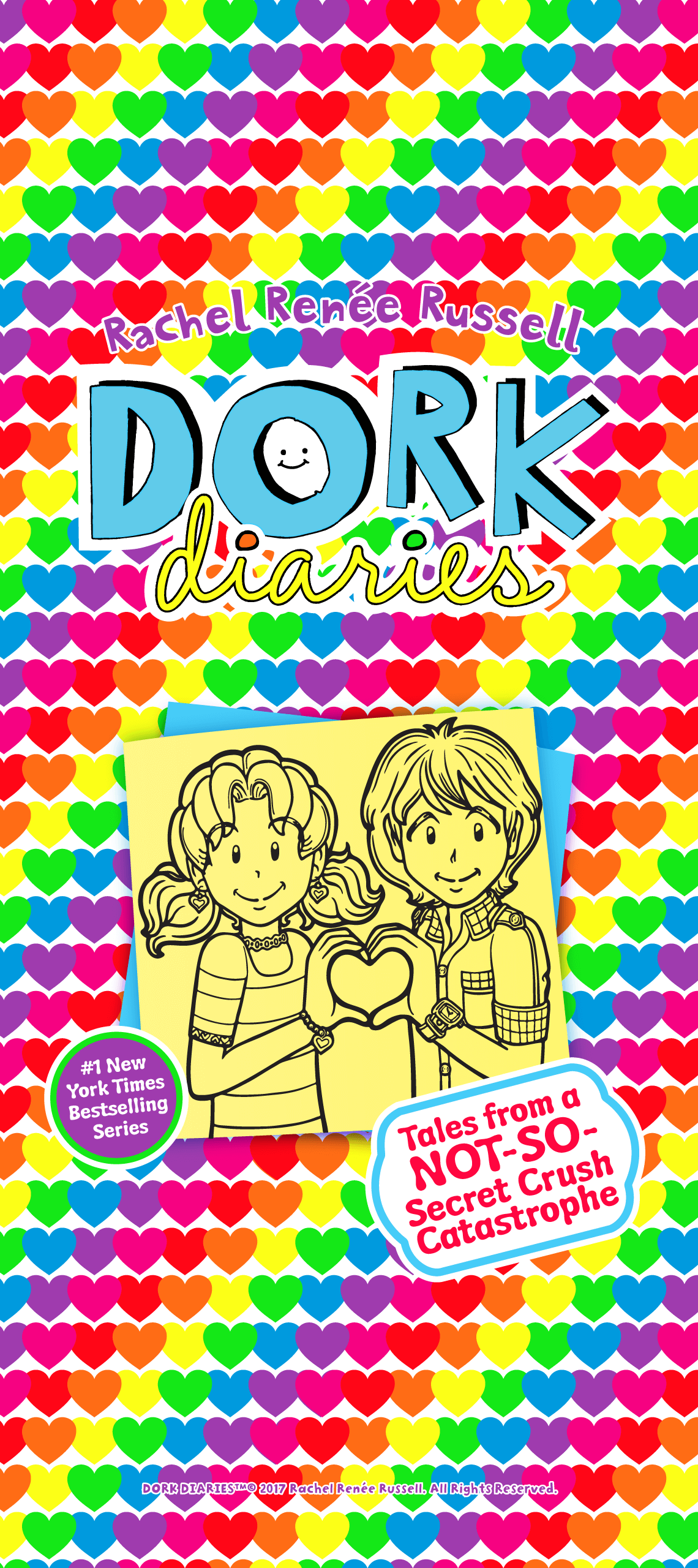 Tales From A Not So Secret Crush Catastrophe Wallpaper Dork Diaries