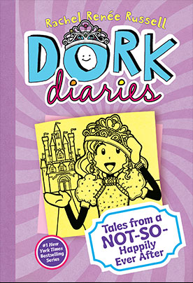 Dork Diaries 8: Cover and Title to Be Revealed!