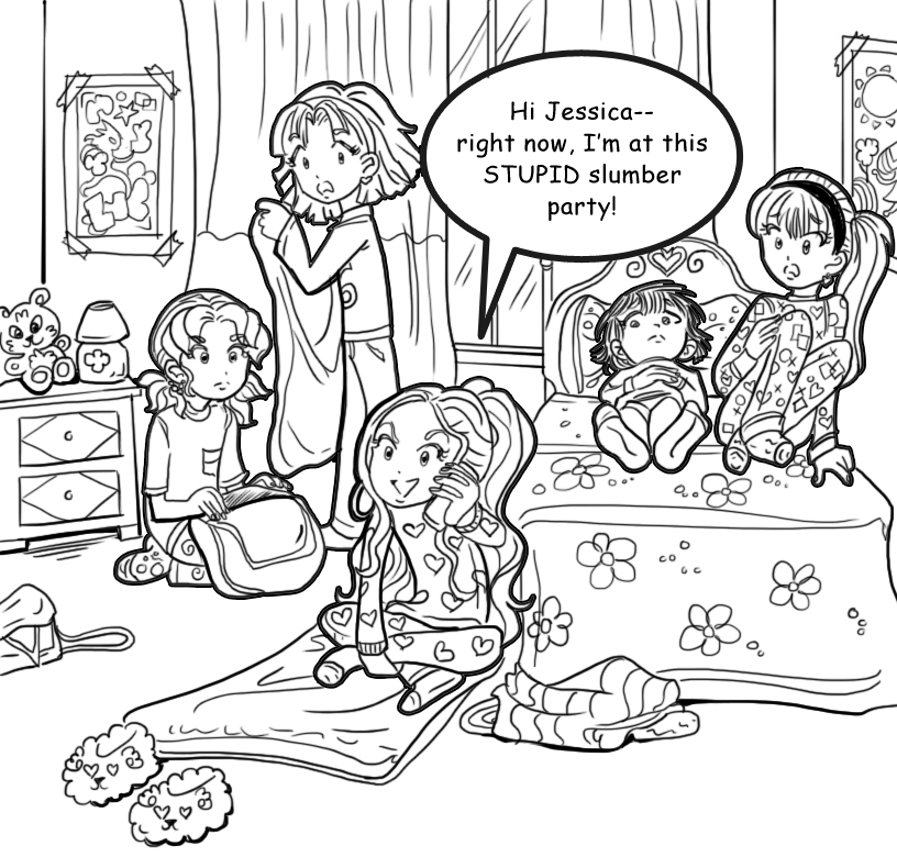 dork diaries 8 coloring pages - photo#7