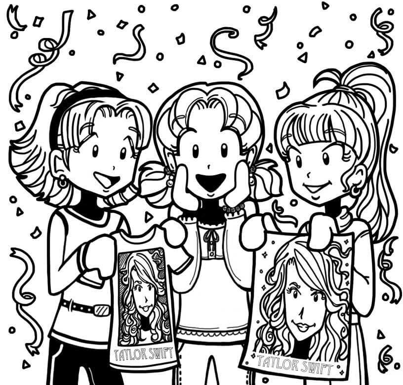 Why Chloe And Zoey Didnt Call After The Concert on love coloring pages