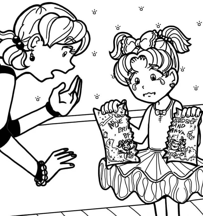 Why I M Super Mad Right Now Dork Diaries